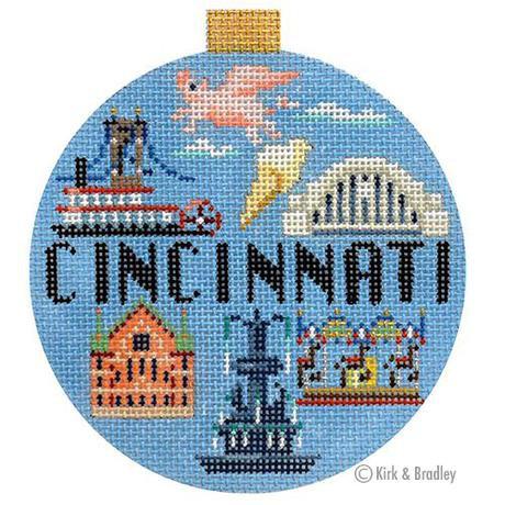KB 1461 Cincinnati Round
