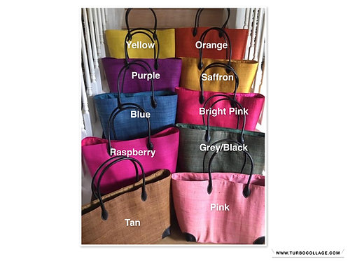 Voila Large Tote Bags