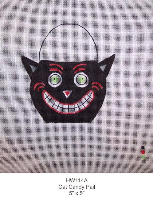 Eye Candy HW114A Candy Pail Cat