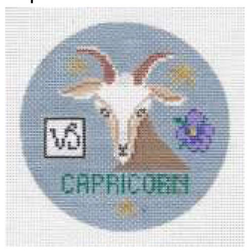 Doolittle Capricorn Round - 18 mesh