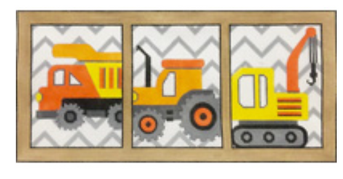AP3730 Work Truck Squares