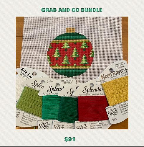 Christmas Ornament Grab and Go Bundle