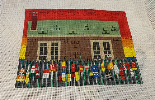 Wellesley Needlepoint J&J Graphics nl78