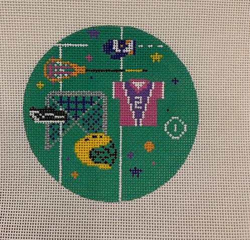Debbie Woodard 873 AF Lacrosse