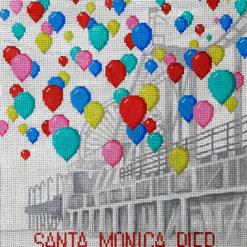 AP4016 Santa Monica Pier
