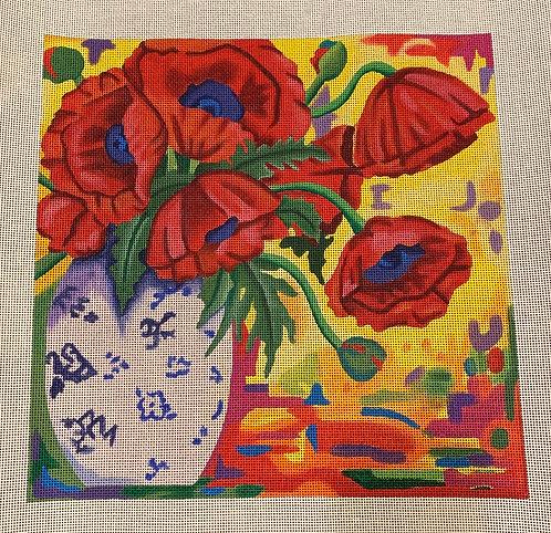 Poppies 132802