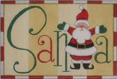 Raymond Crawford  HO224 Santa