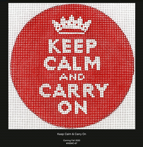 Kate Dickerson Keep Calm and Carry On