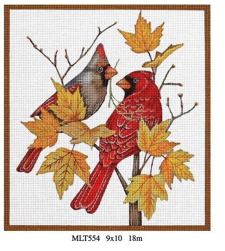 Melissa Shirley MLT 554 Autumn Cardinals