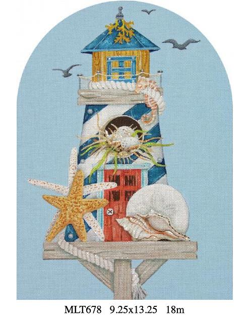 Melissa Shirley MLT678 Lighthouse