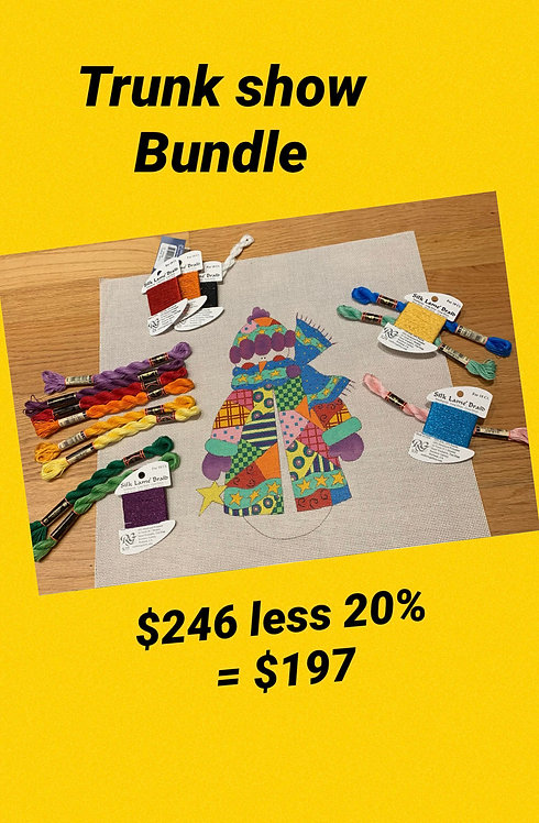 Grab and Go Trunk Show Bundle