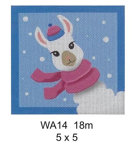 """Pepperberry Designs WA14 5"""" Square"""