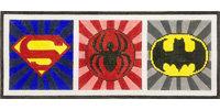 AP3731 Superhero Emblems