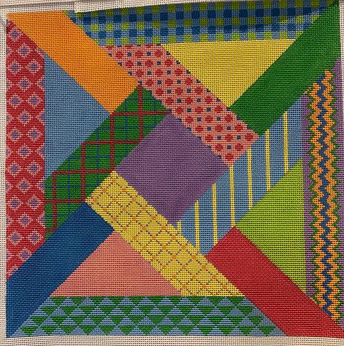 Susan Roberts 1634 Geometric