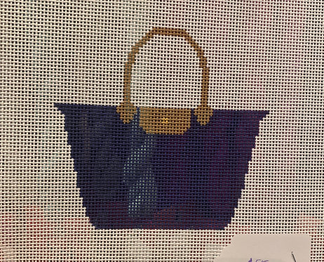OG Needlepoint Bags Blue