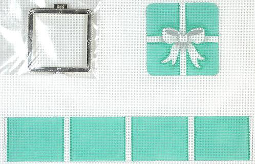 BXSSQ-01 Sm. Square Tiffany Box