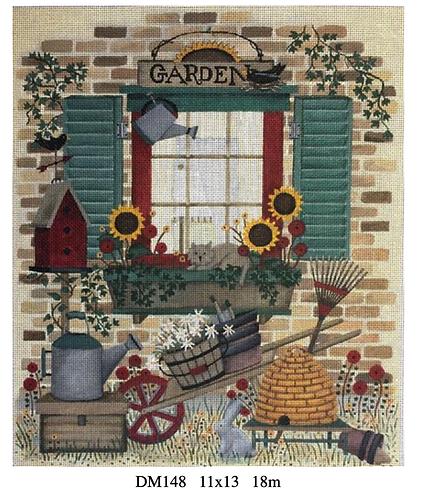Melissa Shirley DM148 Garden Window