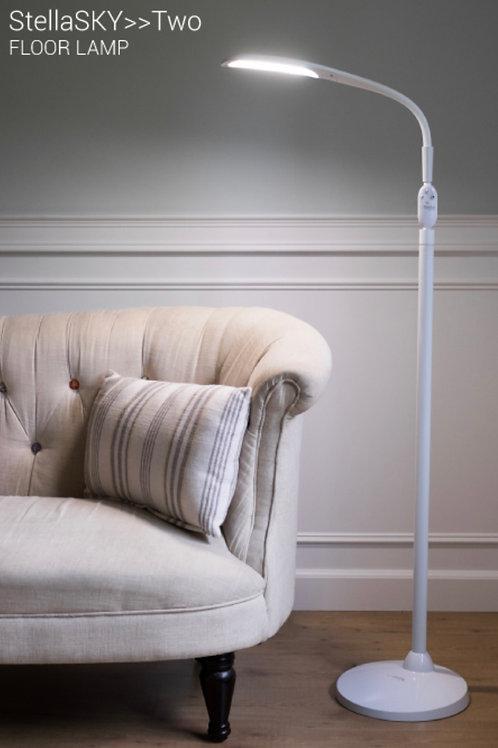 Stella floor Lamp White