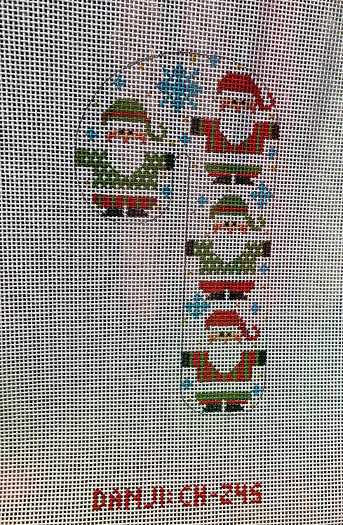 Danji Designs Candy Cane CH245 Santas
