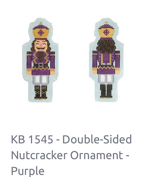 KB 1545 Double Sided Nutcracker