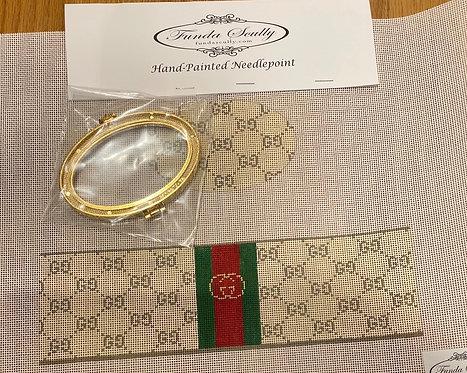 Gucci Limoge Box Oval