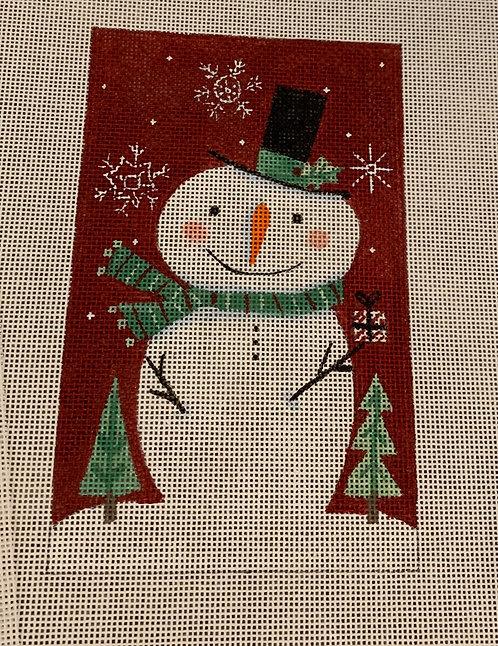 Diane Kater DKCH05 Happy Snowman