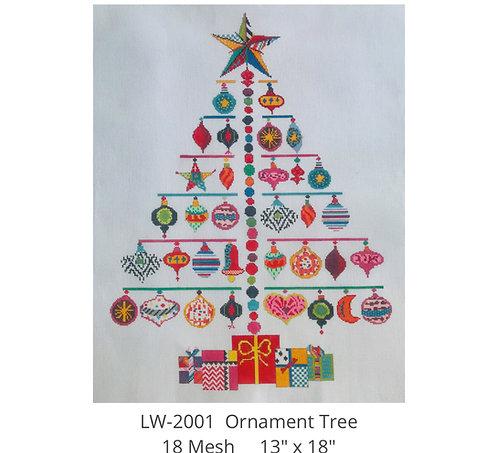 Prairie Designs LW-2001 Ornament Tree 18 mesh