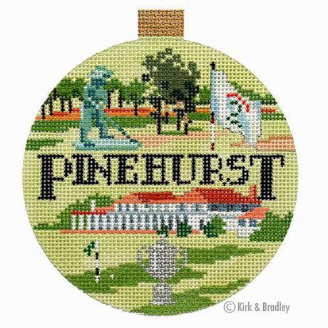KB 1462 Pinehurst Round