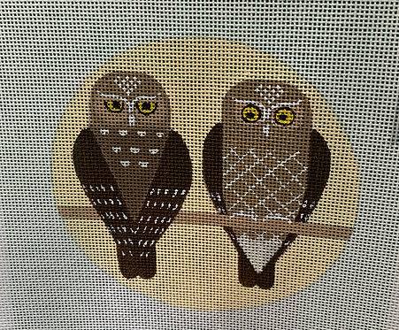 VNG Owls with Stitch Guide SP-009
