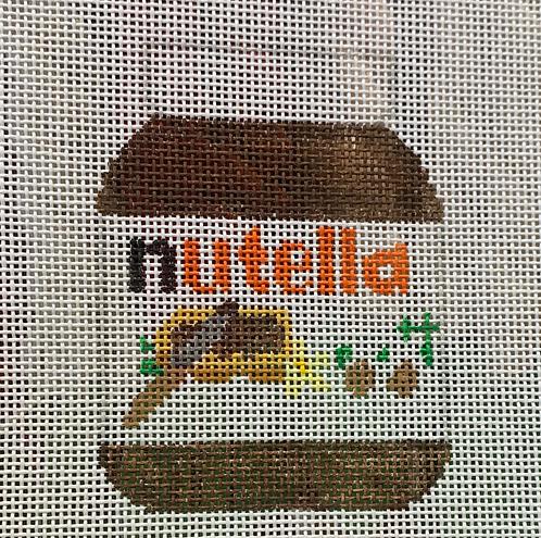 Jessica Tongel Nutella