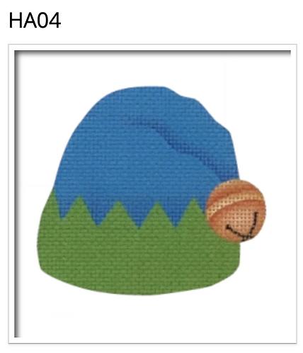 Pepperberry HA04 Elf Hat Blue