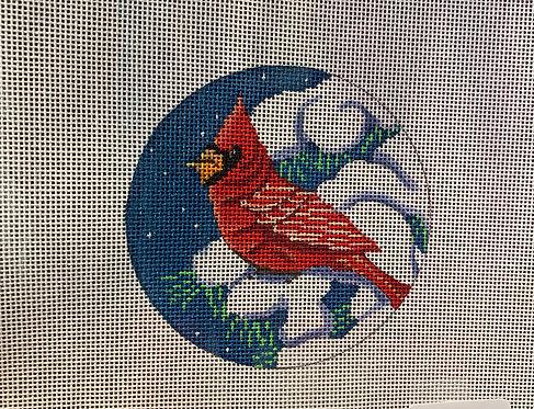 Alice Peterson X299 Cardinal Ornament