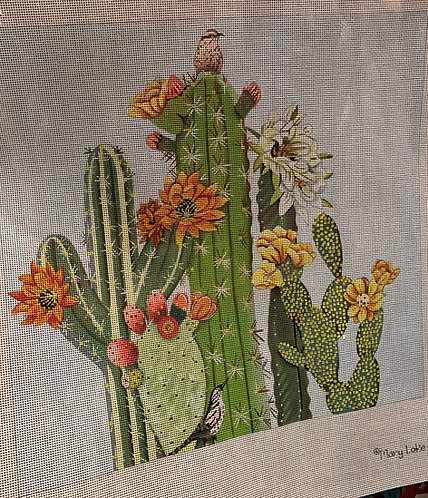 Melissa Shirley MLT670 Succulents