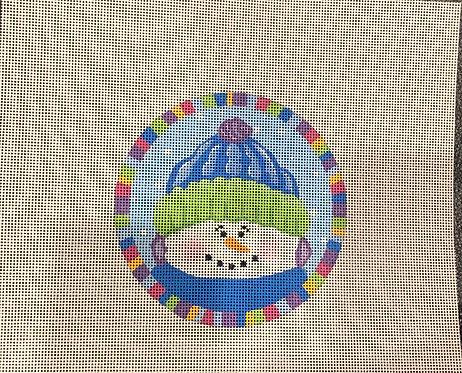 Pepperberry Snowman