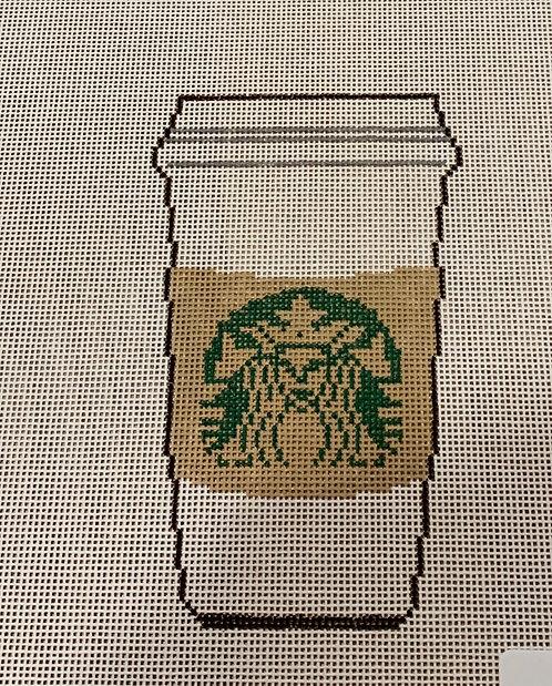 Jessica Tongel Starbucks Cup