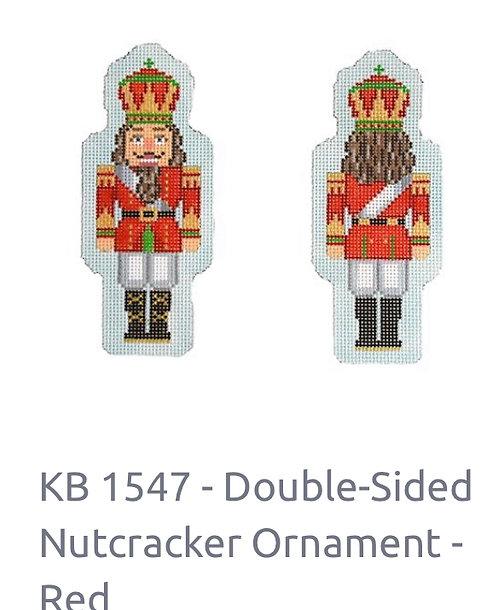 KB 1547 Double Sided Nutcracker