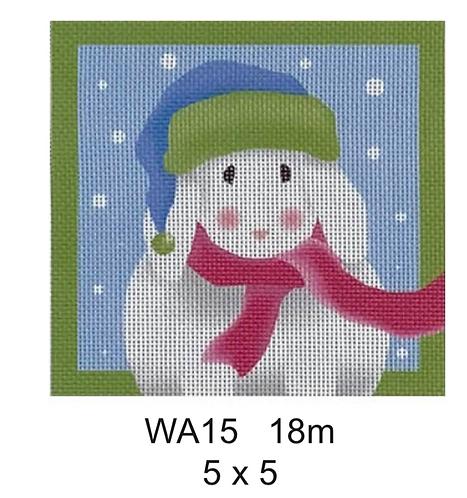 """Pepperberry Designs WA16 5"""" Square"""