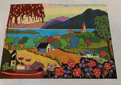 Julie Mar Landscape Vineyard JM-LM-717