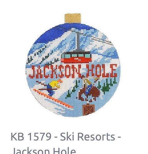 Kirk and Bradley Jackson Hole