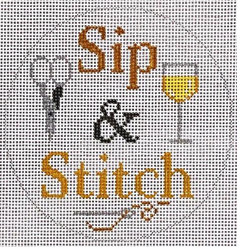ZIA -161 White Wine Sip & Stitch