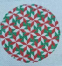 TEW Christmas  Chrysanthemum  18 mesh