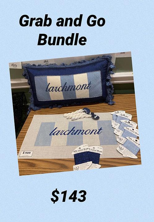 Grab and Go Larchmont Pillow Bundle
