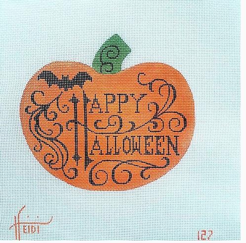 Heidi Happy Halloween Pumpkin