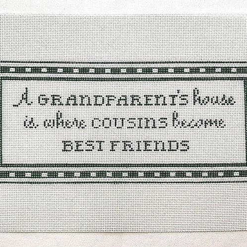 Lauren Bloch A Grandparents House....13 mesh