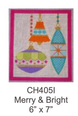 Eye Candy CH405I Merry & Bright