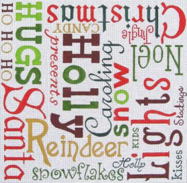 Raymond Crawford  HO5 Christmas Words