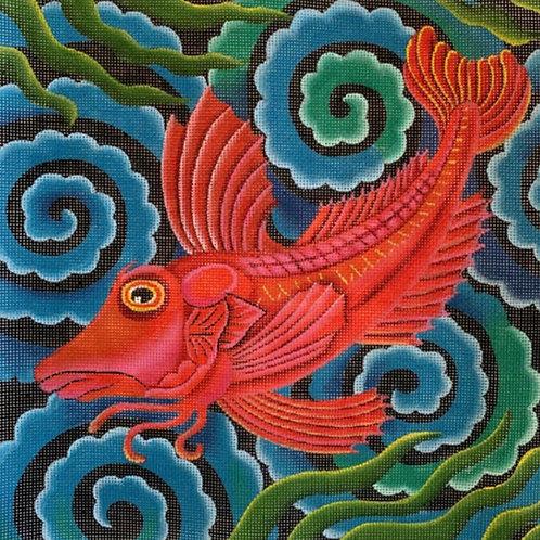 Cornish Fish 18 mesh