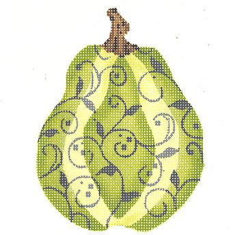 Kelly Clark KCN1559 Kiwi Haunted Scroll Gourd
