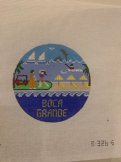 Doolittle Destination Rounds 18 mesh Boca Grande GOLF