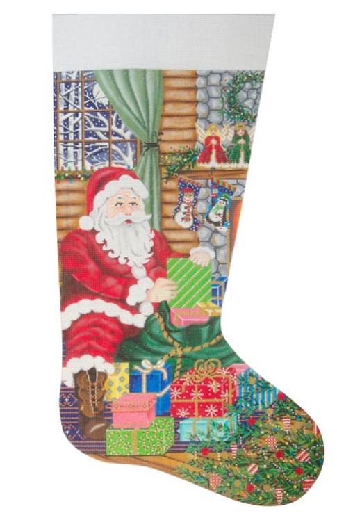 Alice Peterson 2555 Santa's Delivery